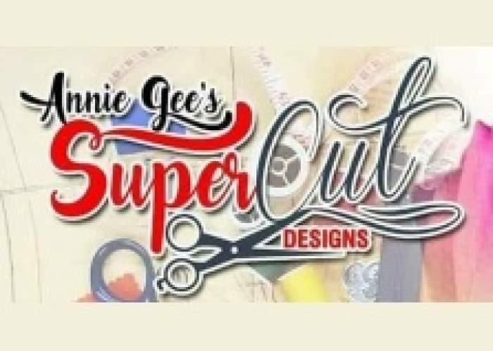 Annie Gee's College of Fashion Design logo