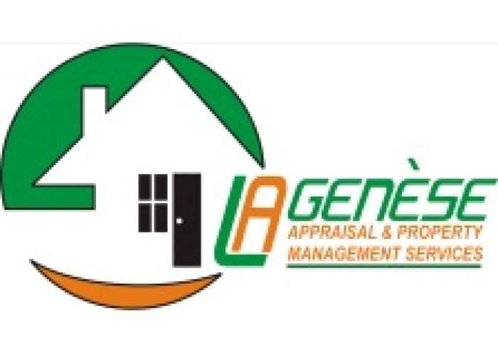 La Genèse Appraisal & Property Management Services logo