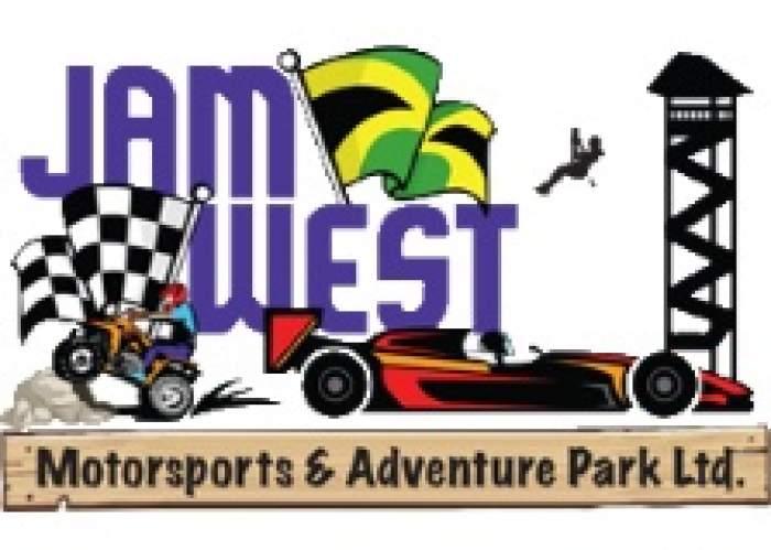 Jamwest Speedway logo