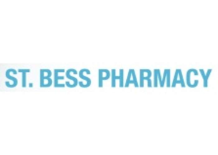 St Bess Pharmacy logo