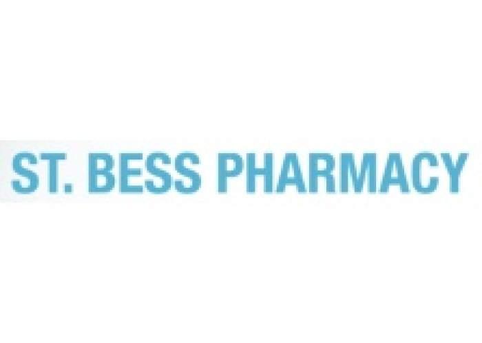 St Bess Pharmacy logo