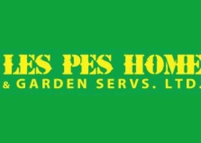 Les Pes Home & Garden Services Ltd logo