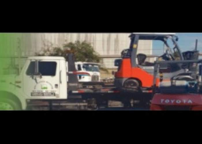 Mike's Forklift Rental Ltd logo