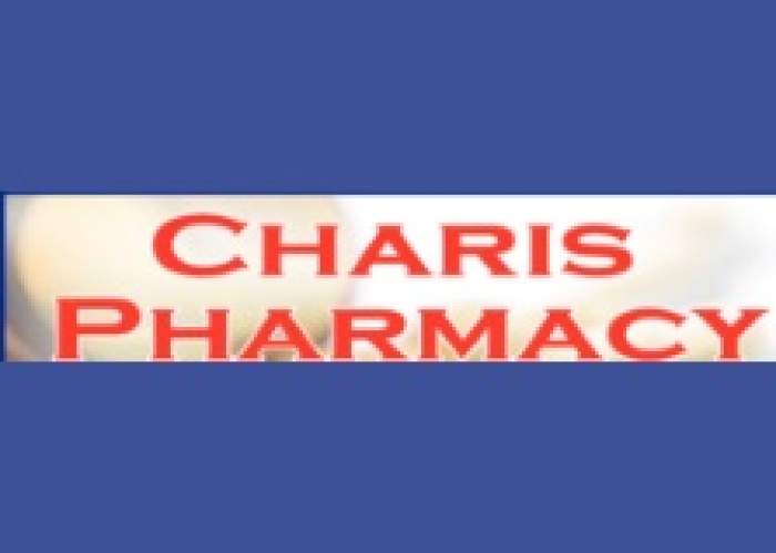 Charis Pharmacy logo