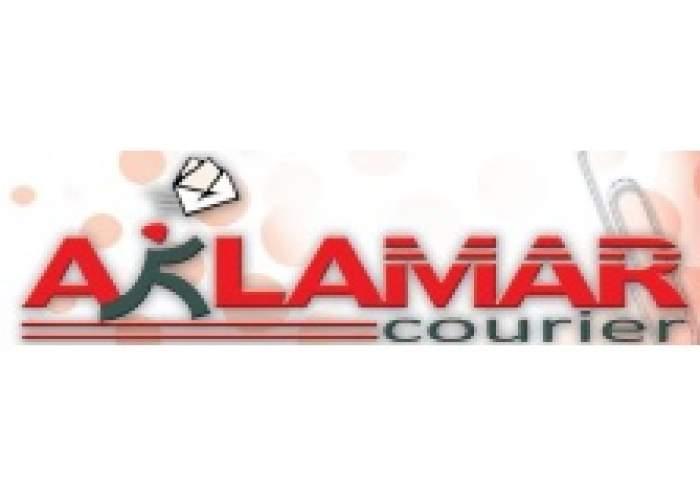 Aklamar Couriers logo