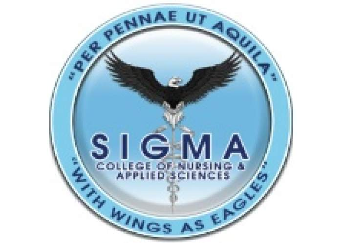 Sigma College Of Nursing & Applied Sciences logo