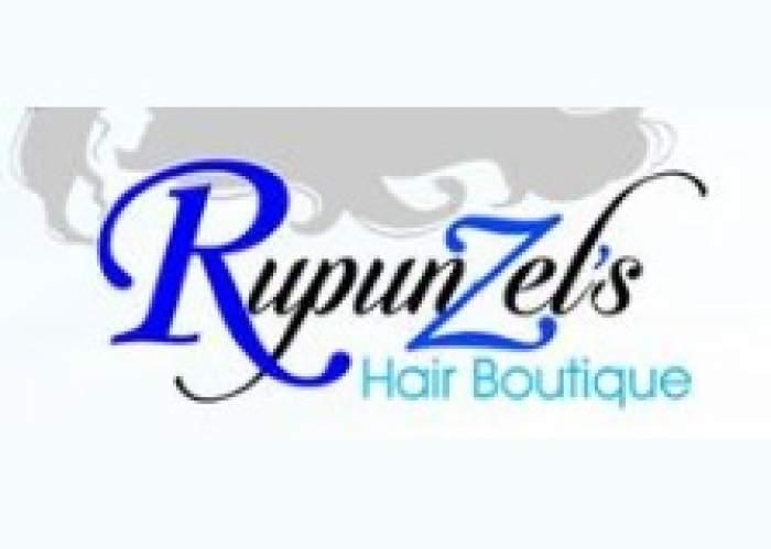 Rupunzel's Hair Boutique logo