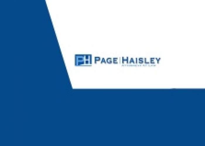 Page & Haisley logo