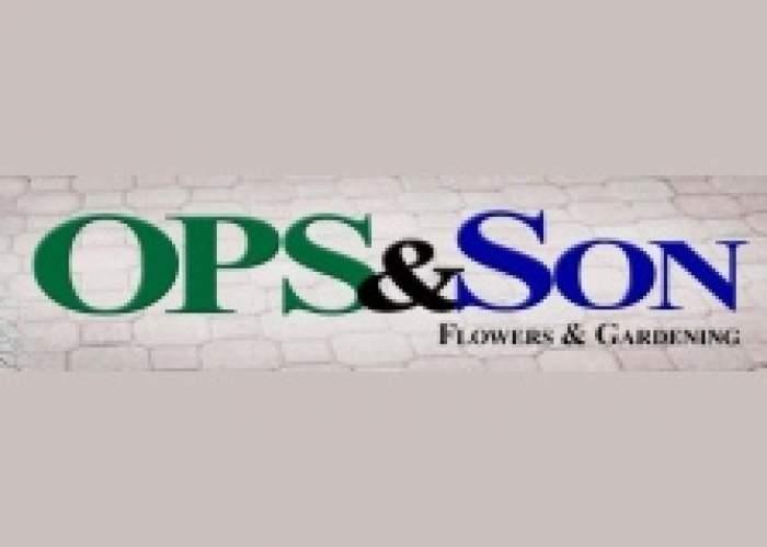 OPS&Son Flowers & Gardening logo