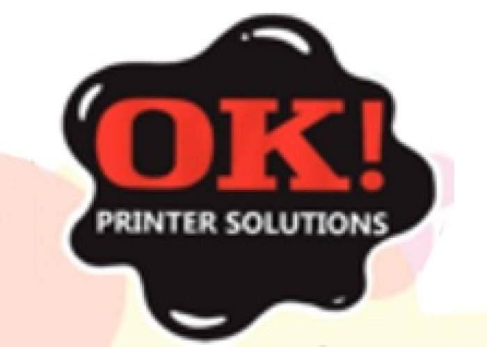 OK! Printer Solutions logo