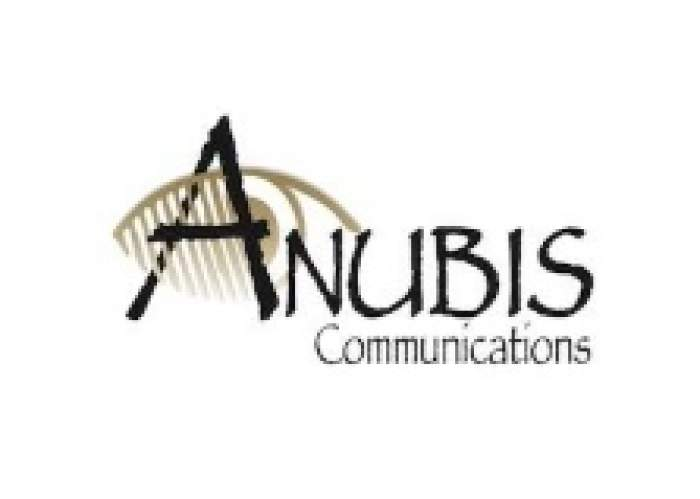 Anubis Communications logo