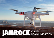 JAMROCKVISUAL - Aerial Video & Photo Services logo