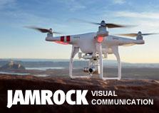 JAMROCKVISUAL - Aerial Video & Photo Services logo