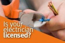 Sparky licensed electricians connection Ltd logo