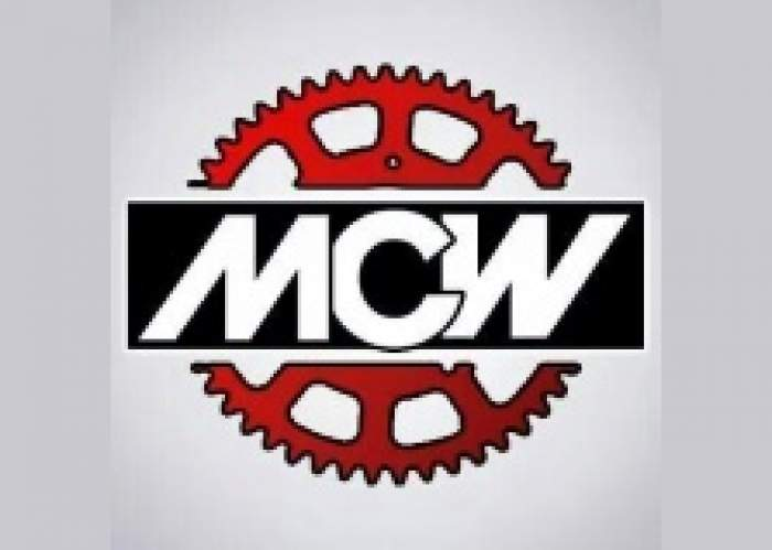 Malcolm's Cycle World logo