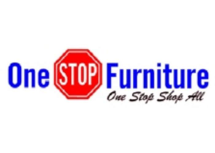 One Stop Appliances & Furniture logo