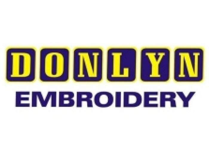 Donlyn Embroidery logo