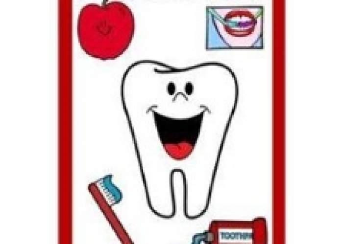 Floss & Gloss Dental logo