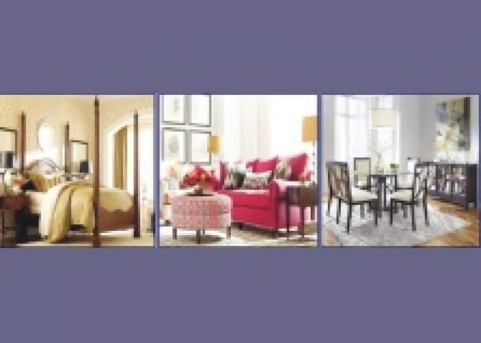 Furnitureland & Karmen's Kollection logo