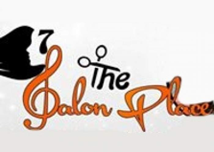 7s The Salon Place logo
