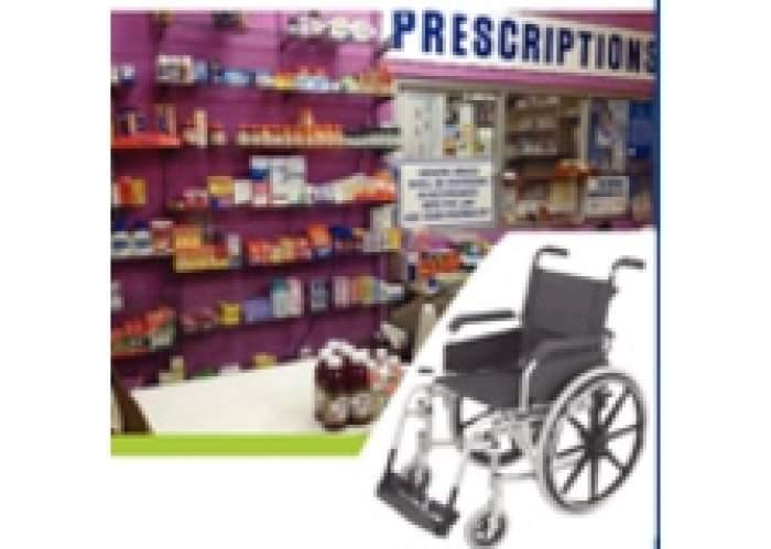 Lubsey's Pharmacy logo