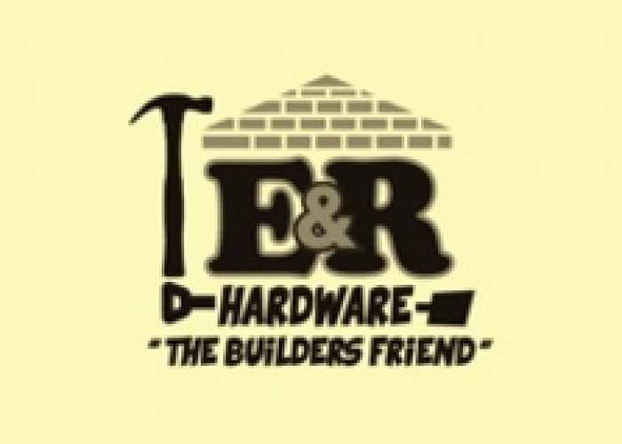 E & R Hardware Ltd logo