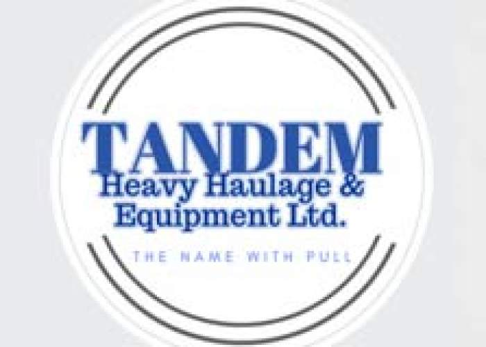 Tandem Heavy Haulage & Equipment Ltd logo