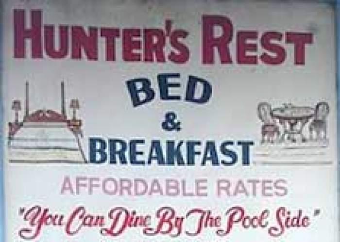 Hunter's Rest logo