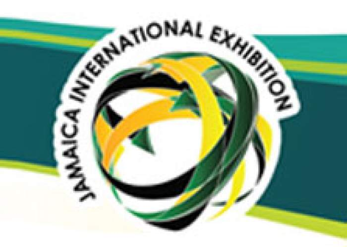Jamaica International Expo 2019 logo