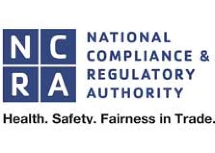 National Compliance & Regulatory Authority logo