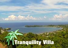 Tranquility Villa logo