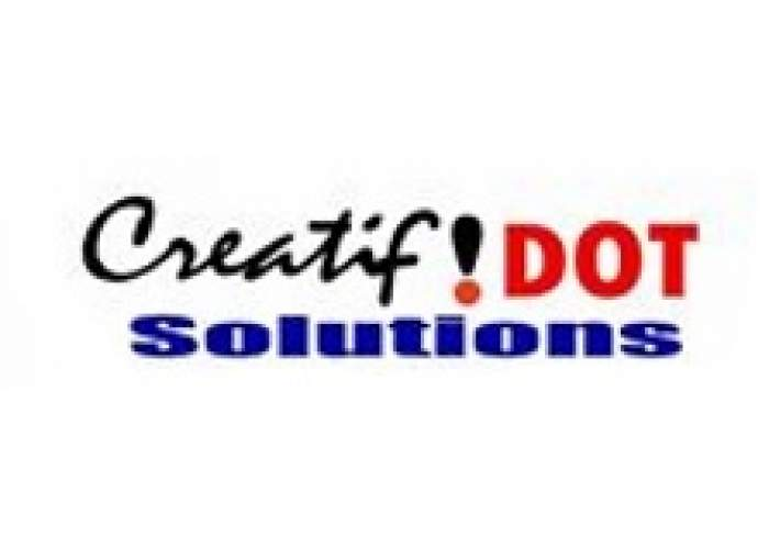 Creatif Dot Solutions logo
