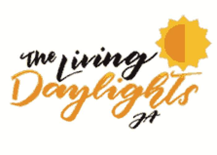 The Living Daylights logo