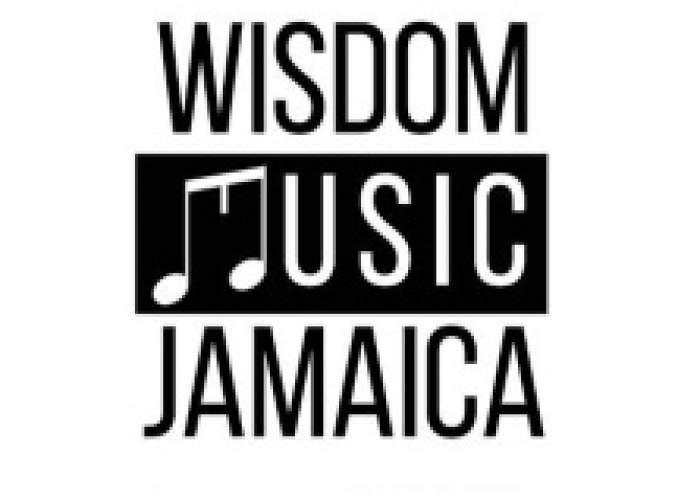 Wisdom Music Jamaica logo