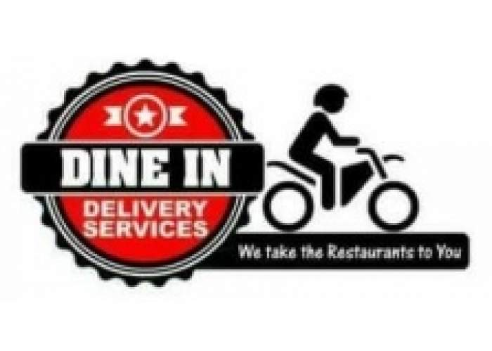 Dine In Delivery Services logo