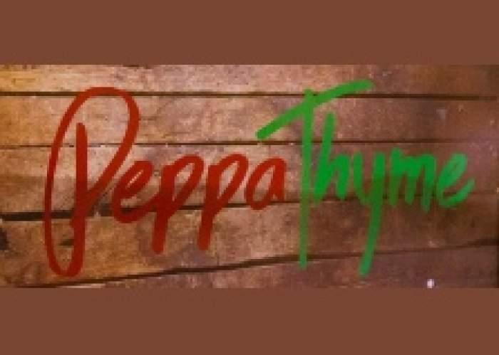 PeppaThyme logo