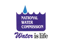 National Water Commission logo