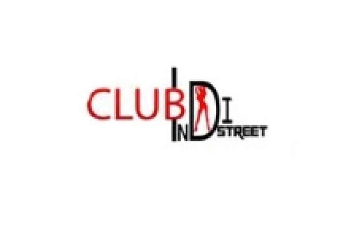 Club in Di Street Entertainment logo