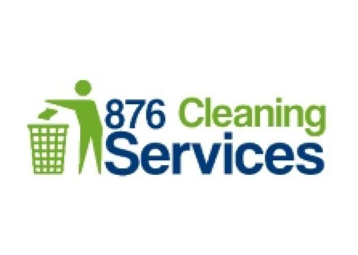 876 Cleaning Services logo