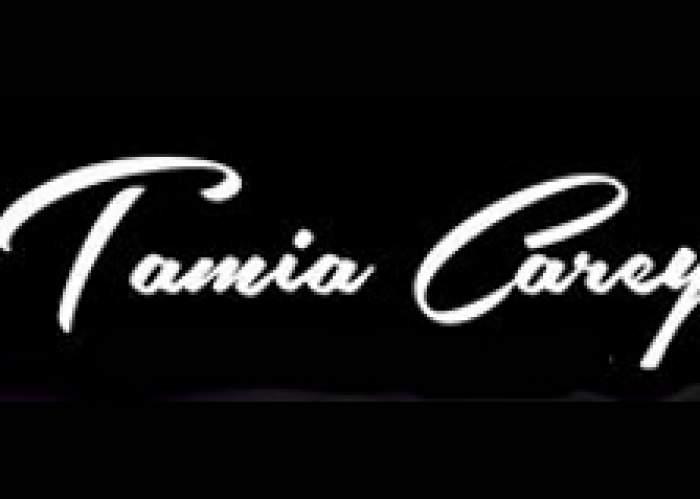 Tamia Carey logo