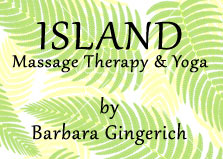 Island Massage Therapy & Yoga logo