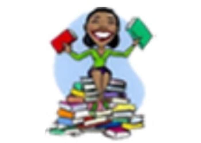 Pet's Enterprise & Book Emporium Store logo