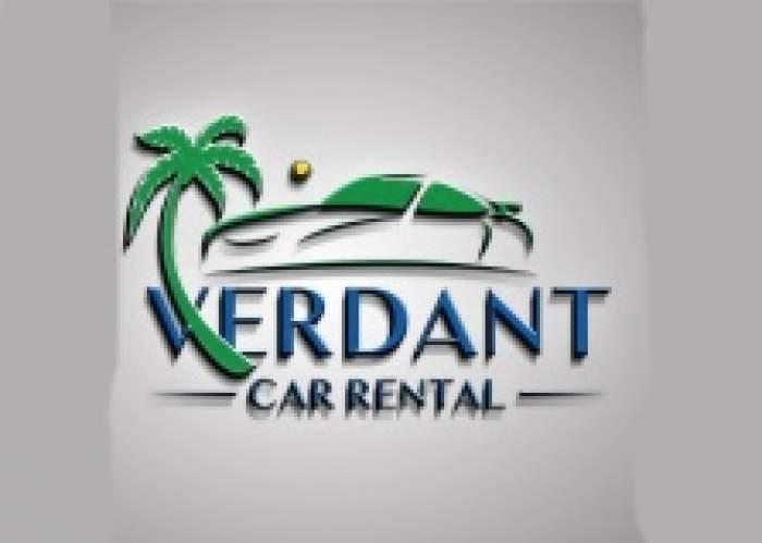 Verdant Car Rental logo