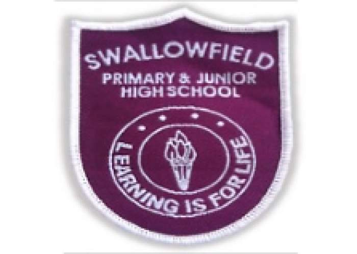 Swallowfield Primary and Junior High School logo