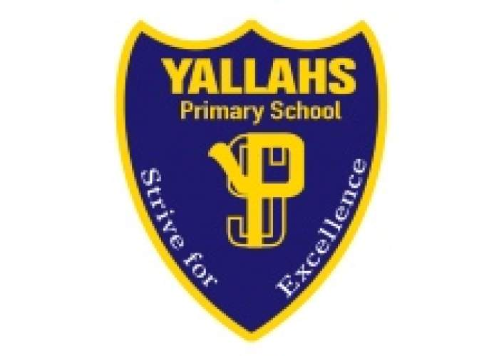 Yallahs Primary School logo