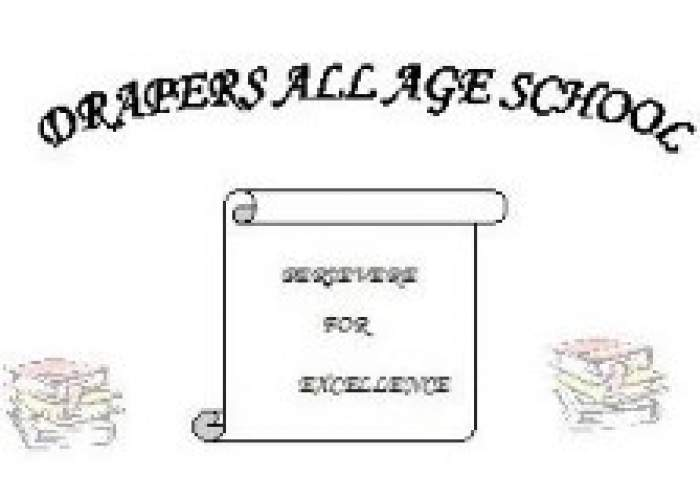 Drapers All-Age logo