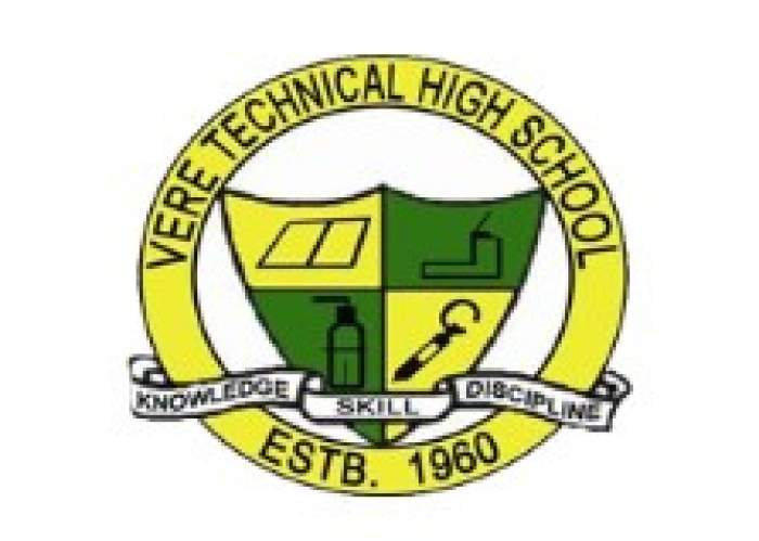 Vere Technical High School logo