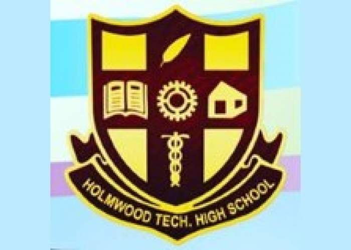 Holmwood Technical High School logo