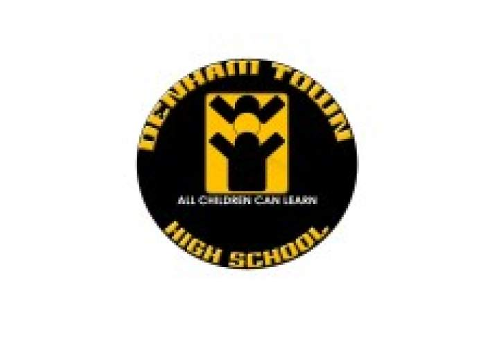 Denham Town High School logo