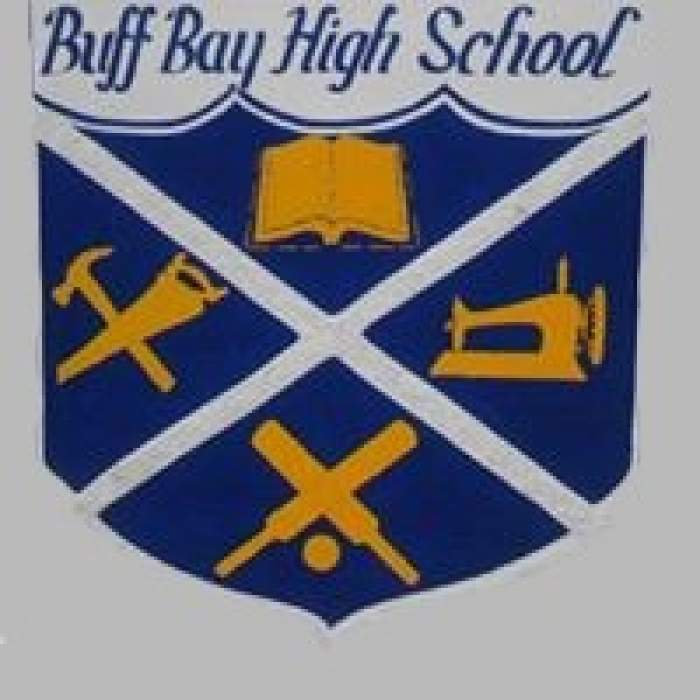 Buff Bay High School logo